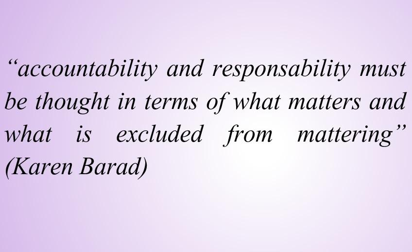 """más allá de lo que llamamos """"responsabilidad afectiva"""""""